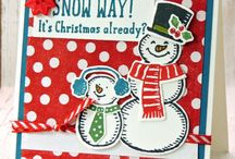 stampin up snow way