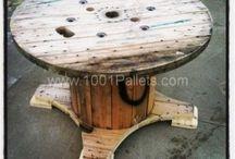Spool tables