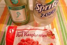 Adult beverages!