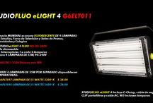 STUDIOLIGHT FLUO / Luminarias Economy de Estudio, Foros y Salas de Prensa