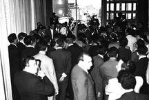 Marilyn Monroe The Continental Hilton Hotel Mexico City 1962 / Continental Hilton Hotel Mexico City 1962