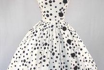 Polka dots / Dresses
