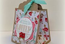 Stampin' Up! - Tag Top Punches