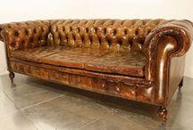 Sofa / Vintage