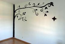 murales para la pared