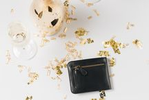New Year's Party Accessories / New Year's Eve party accessories for men and women.