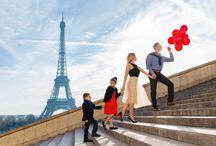 Paris family photo shoot inspiration