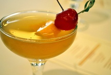 Cocktail Crush / Drink recipes we love