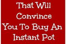 Instant pot / Slowcooker