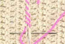 Crochet tips/tricks/stitches / by Kathy Gray