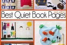 quiet book ideas