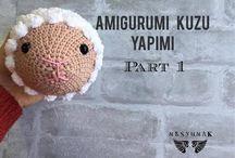 amigurumi kuzu