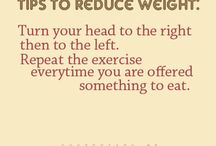 !WEIGHT loss / by Stephanie Mahonsky