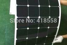 120w flexible solar panel