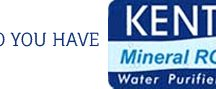Kent RO Water Purifier Service Center