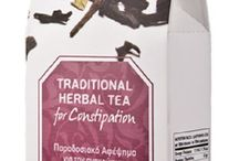 Natural Relief of Constipation Herbal Tea