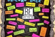Bulletin boards / by Heather Kite
