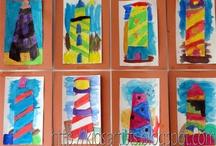 Real Art For Kids  / by Elizabeth S