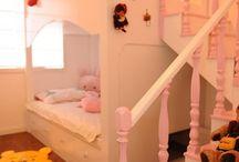 Childrens rooms / Design