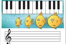 Klaver undervisning