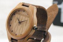 Wooden timepiece