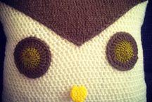 MY WORK - emma's yarnland / I love to play with yarn. I love handmade.