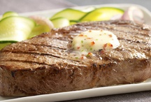 Steak Recipes / Recipes for amazing steaks and beef to wow your friends and family. Though, these are not all our own, they are recipes we wanted to share. Just in keep in mind - the key to all good food is starting with the right ingredients. When you are talking about steak, it is usually best to let the flavor of the meat shine - so you want to make sure the meat you're using has excellent flavor and texture.