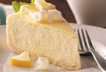 Cheese lemon cake / Cheese lemon cake