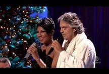 Andrea Bocelli / italský nevidomý tenorista
