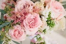 Wedding Bouquets - Pink