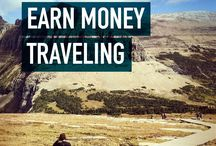 Making Money & Living Abroad / How To Make Money While Travelling | Travel The Word & Get Paid | How To Travel & Make Money Online | Jobs That Allow You To Travel The World | Expat Life | Digital Nomads | Best Blogging Advice | How To Sustain Travel