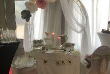 Blumenbogen Hochzeit, Vintage, Hochzeitsdeko buchbar