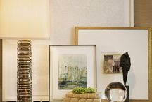 Nightstand/side Table Styling