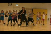 move, dance, sing