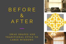 + BEFORE & AFTER | Home projects / Before & After photos of our home redesign projects.