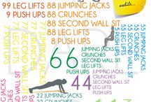 Fitness / workout routines, workout tips