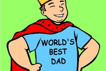 Father's Day / Father's Day coloring and Father's Day related pins / by Online Coloring