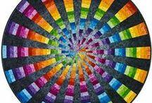 patchwork wedge designs
