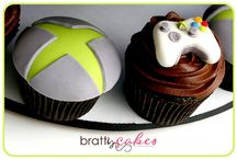birthday-cupcakes / by Selby Monteleone