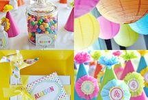 Toddler Girls Birthday Parties