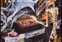 Halloween Grilling