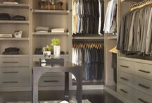 WARDROBE IDEAS / Ideas for wardrobes