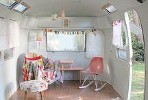 backyard caravan!