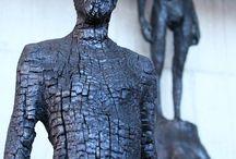 Skulpturen / Kunst