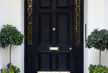 """The entance to your home / The very first thing that visitors will notice, like it or not, is your entrance hallway and what it says about your home but it shouldn't just look """"nice"""" it should be practical too."""