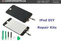 DIY Repair Kit for iPod