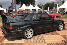 W190 Mercedes