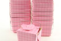 Gift/Favor Bags & Boxes