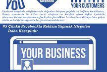 Sosyal Medya Pazarlama / Sosyal Medya Pazarlama ile ilgili infografikler