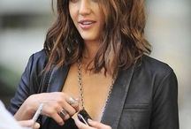 Medium Hair Inspiration / Despre par mediu, care inspira...